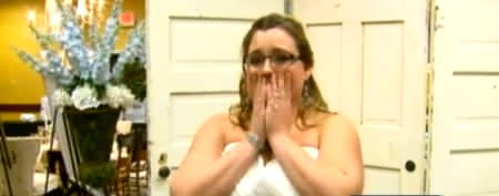 Bride-to-be rewarded for good deed