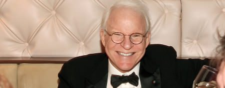 Steve Martin is a first-time dad at 67