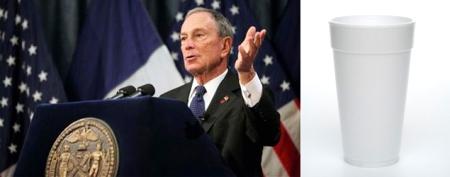 Bloomberg's next target: Styrofoam