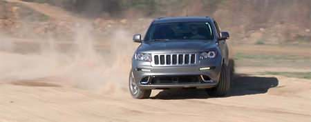 Behold the 470 hp super Jeep