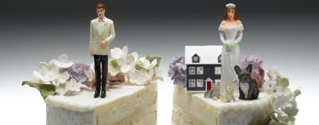 Most popular time of year to get divorced?