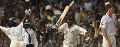 Iconic Moments: India vs Aus in Tests