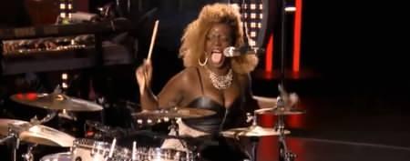 Insane performance on 'American Idol'