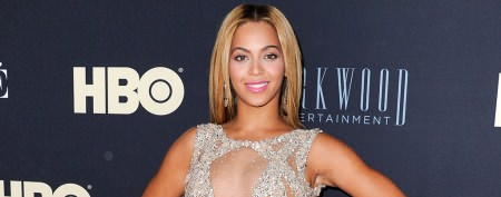 Beyoncé reveals daughter's face
