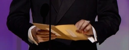 The man behind the golden Oscar envelope