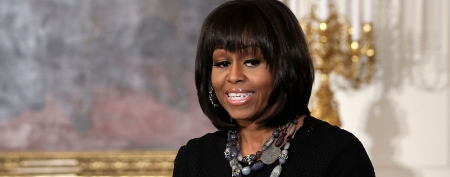 How Michelle Obama handled 'midlife crisis'