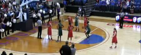 Player's really embarrassing free throw