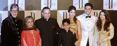 Bollywood is just one big happy family
