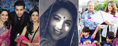 Madhuri: Rare pictures and videos