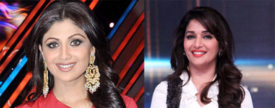 Who is hotter: Madhuri or Shilpa?