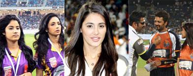 Spotted: Nargis, Genelia, Sridevi