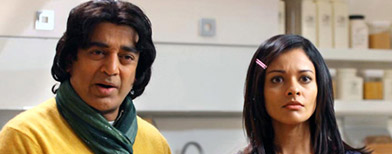 'Vishwaroopam' screening halted