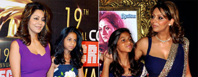 Suhana is growing up fast