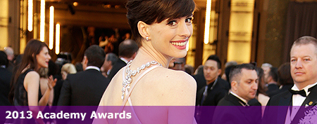 Hathaway's Oscar outfit becomes mockery online