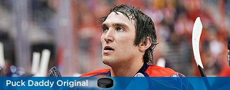 Ovechkin trashed publicly: 'Act like a man'