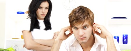 Men's gripes about their relationships