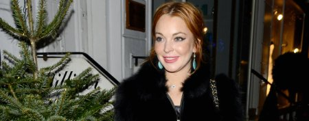 One look Lindsay Lohan just can't shed