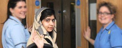 Taliban asks Malala to come home