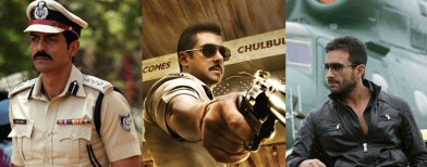 Men who rocked the khakee look