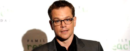 Matt Damon film judged 'too gay'