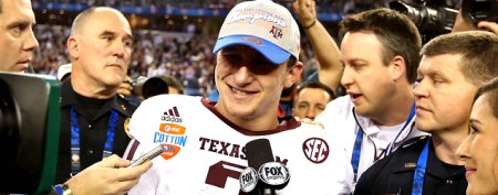 Johnny Manziel draws heat for deleted pic