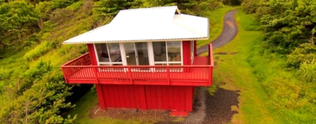 484-square-foot hut has a huge asking price