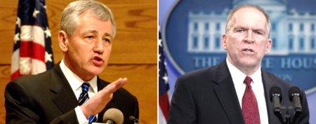 Obama's controversial pick for defense