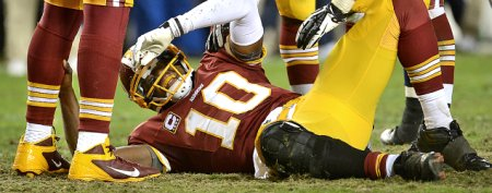 What a test revealed about RG3's knee