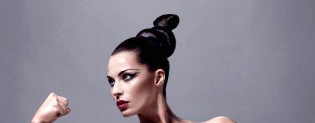 Makeup brand's unusual new model