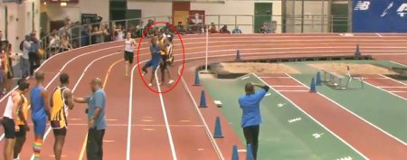 Brawl breaks out in middle of HS relay race