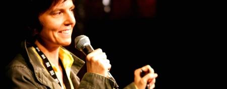 Onstage revelation made comic a 'legend'