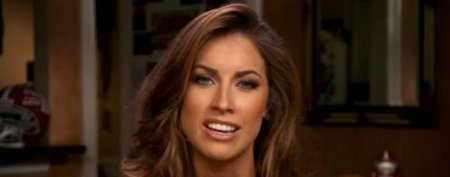 Katherine Webb on announcer's comments