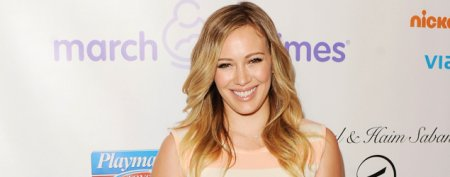 Hilary Duff returns to the small screen