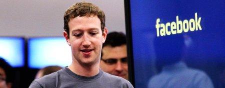 Facebook CEO Mark Zuckerberg (Getty Images)