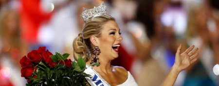 Miss America winner crowned