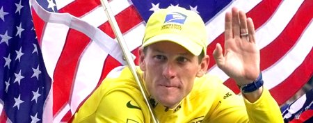 Powerful people Armstrong could take down