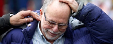 Sandy Hook hero stunned at harassment
