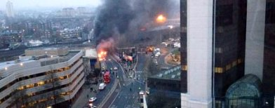 Two dead in helicopter crash in London