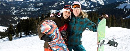 Snowboarding trend may finally be fading