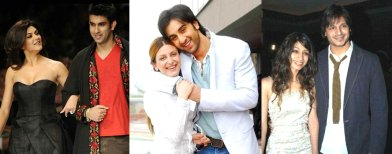 Filmy stars and their non-filmy siblings