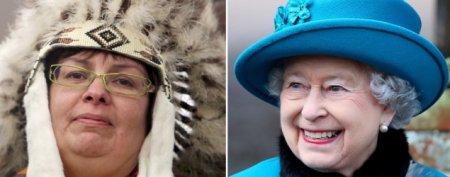 Queen will not intervene in Spence protest