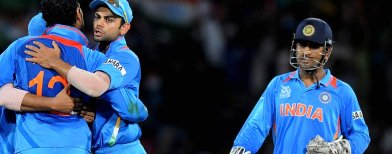 India win big on Ranchi's debut