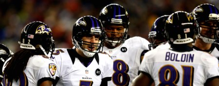 Ravens player is key to team's success