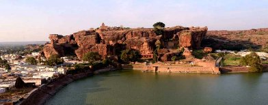 Badami – Where the gods abide in caves