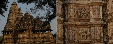 Love and legend in beautiful Khajuraho