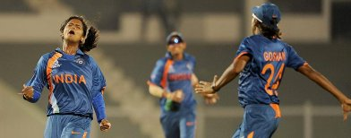 India thrash Windies in World Cup opener