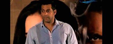 Salman gets mad and hits out at SRK