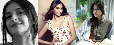 Has Sonam Kapoor shifted to Delhi?