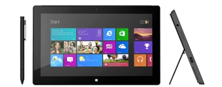 Does Microsoft's new tablet rival iPad?
