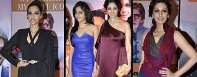 Bollywood hotties at the HT Style Awards
